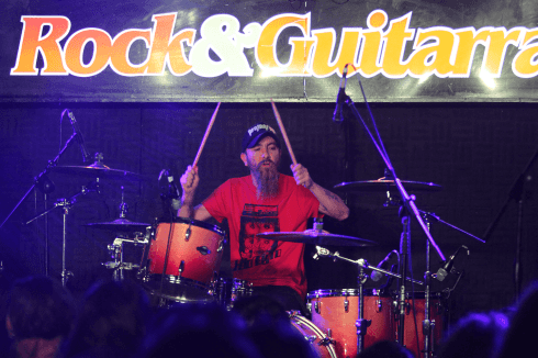 01 Yajaira @ Club Rock & Guitarras 2016