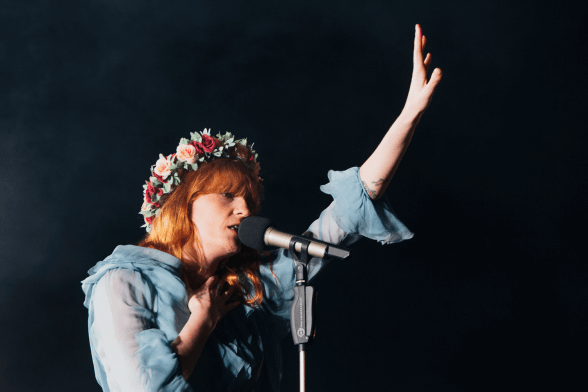 05 Florence + The Machine @ Lollapalooza Chile 2016