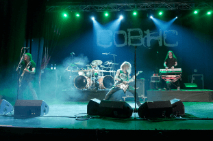 08 Children Of Bodom @ Teatro Cariola 2016