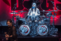 08 The Winery Dogs @ Teatro Cariola 2016