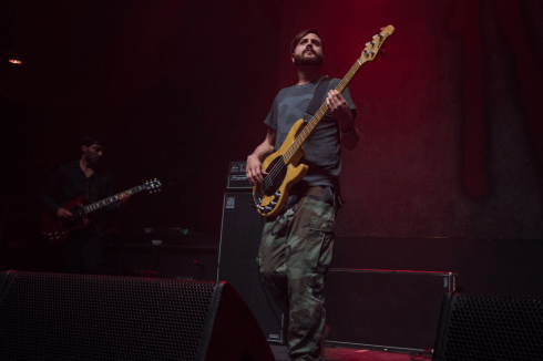 09 Temple Agents @ Teatro Caupolican 2017