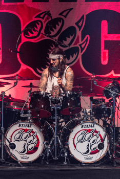 09 The Winery Dogs @ Teatro Cariola 2016