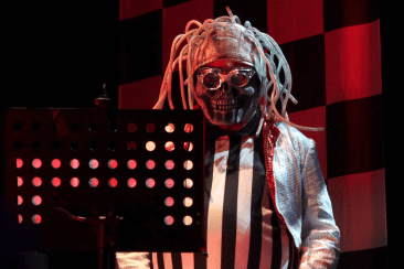10 The Residents @ Teatro Nescafé de Las Artes 2015
