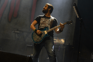 11 Temple Agents @ Teatro Caupolican 2017