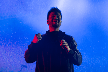 11 The Weeknd @ Lollapalooza Chile 2017