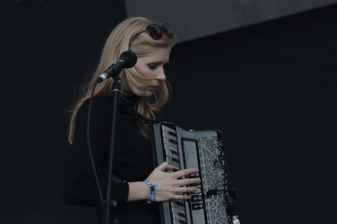 12 Of Monsters And Men @ Loolapalooza Chile 2016