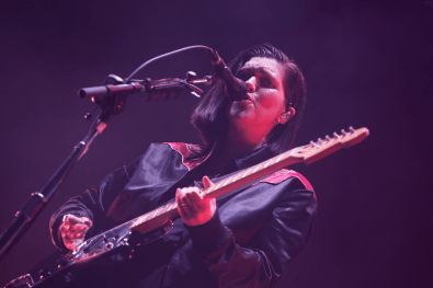 12 The xx @ Lollapalooza Chile 2017