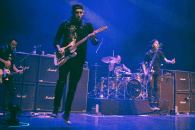 14 Sleeping With Sirens @ Teatro Cariola 2015
