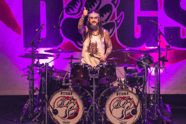 14 The Winery Dogs @ Teatro Cariola 2016