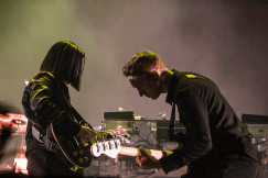 17 The xx @ Lollapalooza Chile 2017