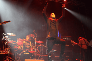 19 Motionless In White @ Teatro Cariola 2015