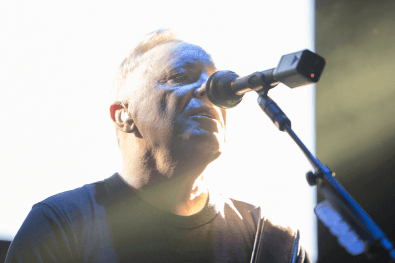 20 New Order @ Teatro Caupolicán 2016