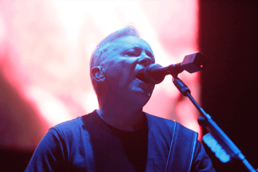 21 New Order @ Teatro Caupolicán 2016