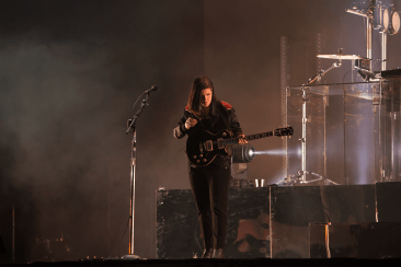 21 The xx @ Lollapalooza Chile 2017