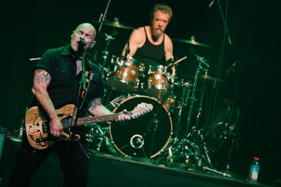 23 Creedence Clearwater Revisited @ Teatro Caupolicán 2015