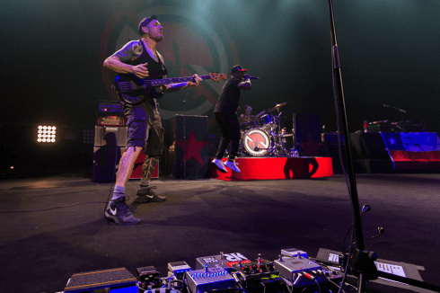 23 Prophets of Rage @ Movistar Arena '17