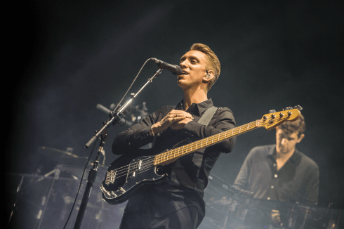 23 The xx @ Lollapalooza Chile 2017