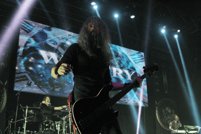23 WarCry @ Teatro Caupolicán 2016