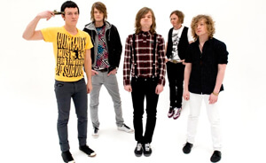 "Streaming de ""Melophobia"", el nuevo disco de Cage The Elephant"