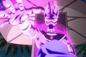 DRAGON BALL Z THE BATTLE OF GODS 01