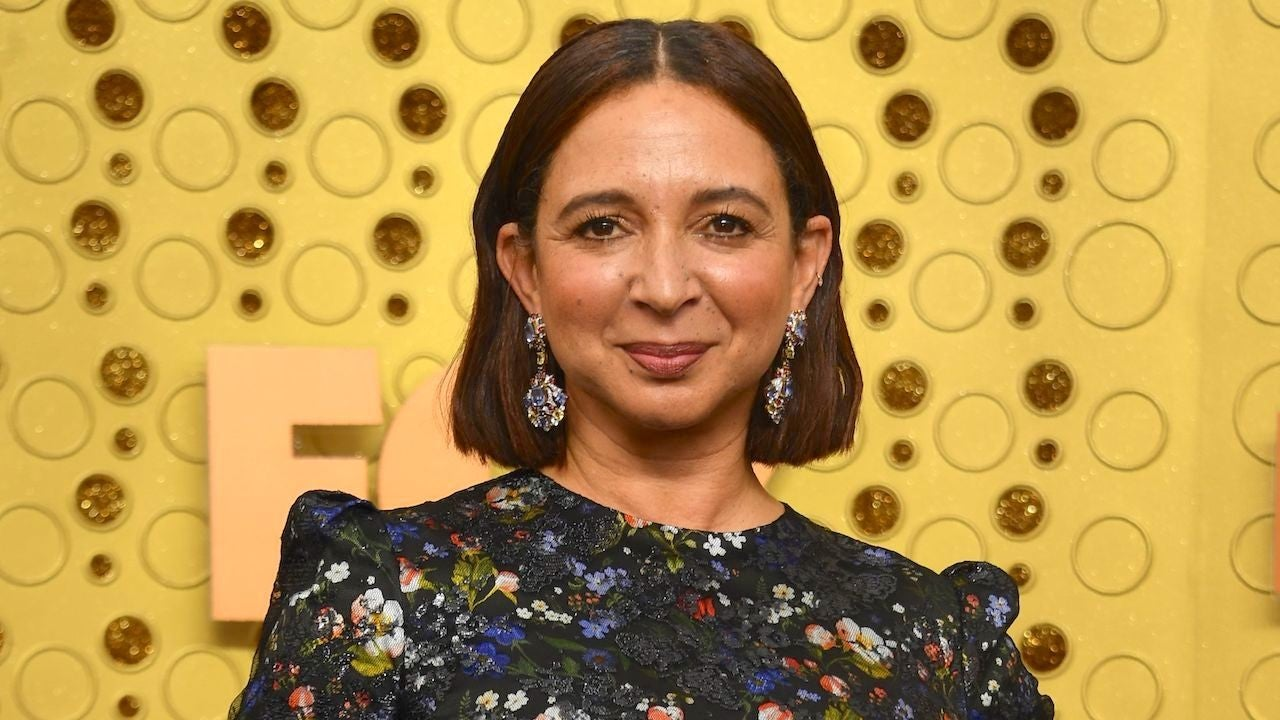 Maya Rudolph Lands In New Apple Comedy Series