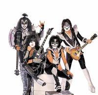kiss metal