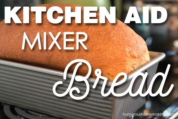 kitchen aid bread