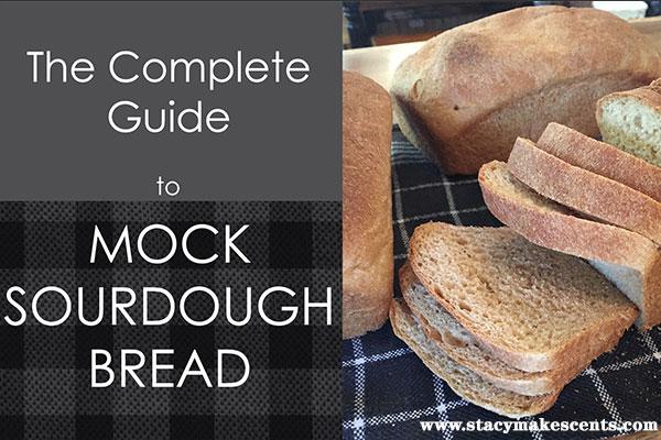 mock sourdough bread