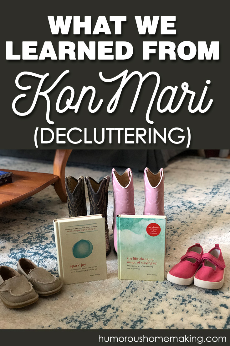 what we learned from marie kondo