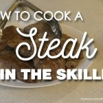 how to cook steak in the skillet