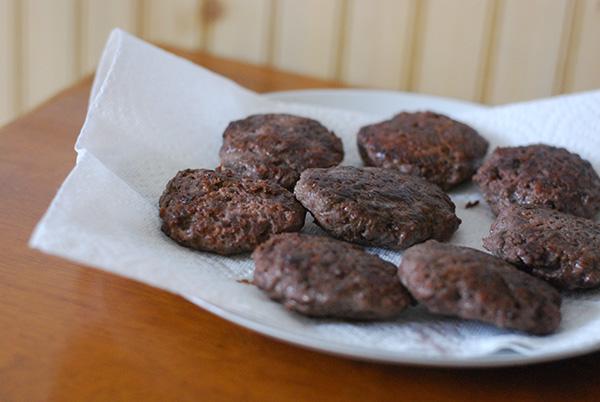 Homemade Sausage Patties