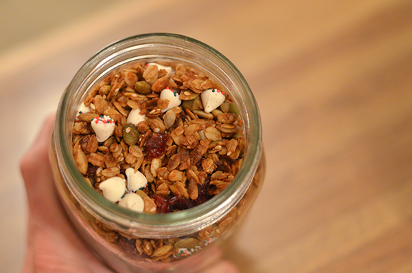 Granola Munch Mix