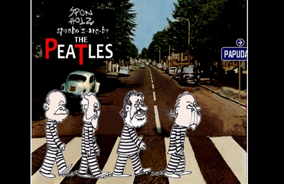 PeaTles - Os Beatles do Mensalão
