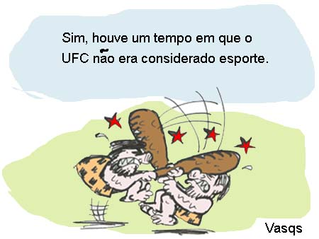 UFC antigamente