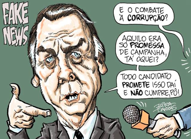 Fake News Jair Bolsonaro