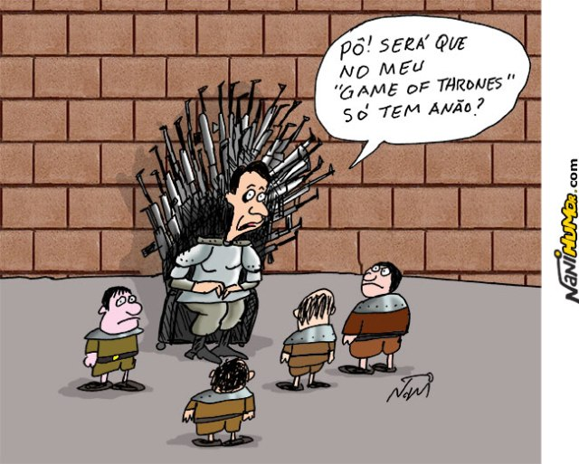 Game Of Thrones de Jair Bolsonaro