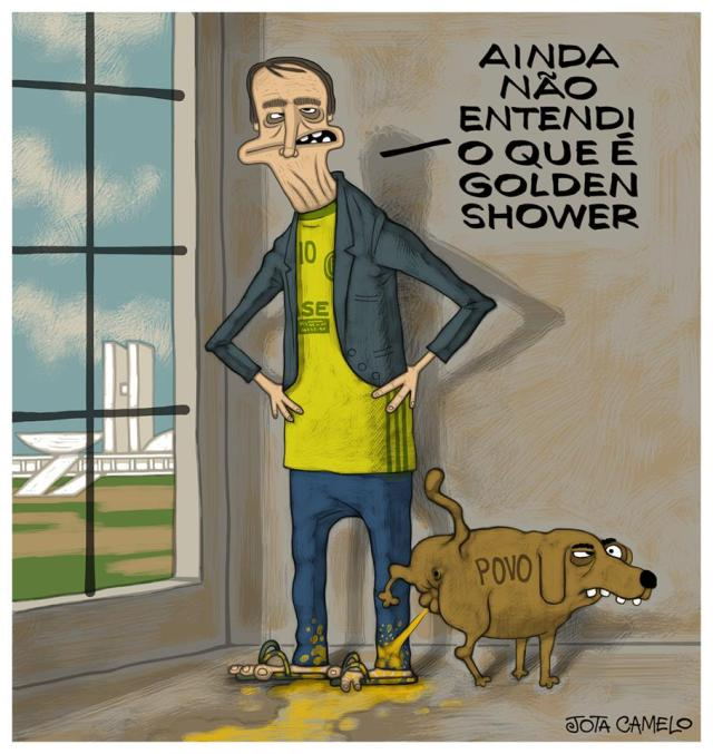 O que é Golden Shower?
