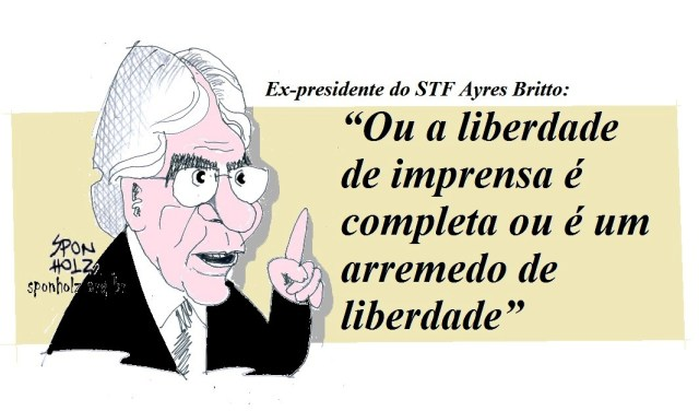 STF Censura