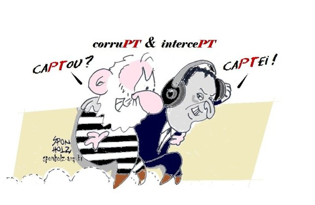 corruPT & intercPT caPTou? CaPTei!