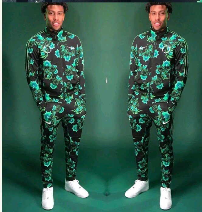 Nigerian 2018 World Cup Tracksuit + Price And Where To Purchase 4d4619804