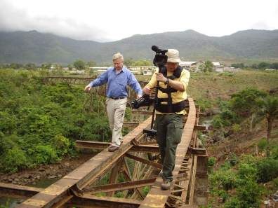 Sierra Leone with Fred Scott on Camera