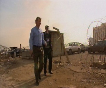 Green Zone entrance, Iraq