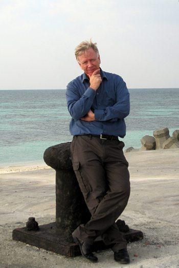 Humphrey Hawksley on Dongsha Island