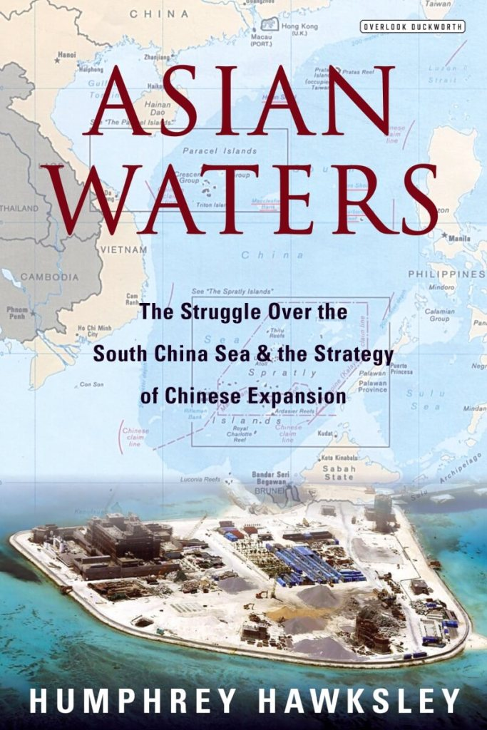Asian Waters - US cover