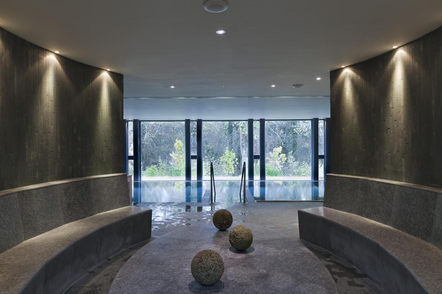 Herb House Spa At Lime Wood Hotel