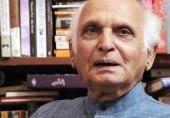 انتظار حسین کا ریڈیو پاکستان کو دیا گیا آخری انٹرویو (1)