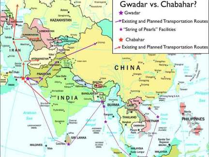 Chabahar-vs-Gwadar-map
