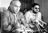 احمد فراز، مولانا کوثر نیازی اور ذوالفقار علی بھٹو