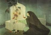 عبدالرحمن چغتائی کی پہلی تصویر اور علامہ اقبال