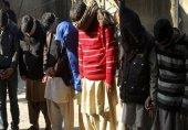 ملک بھرمیں دہشت گردی کے خلاف آپریشن تیز، 170 سے زائد ملزمان گرفتار